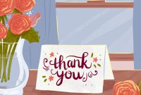 Free Trading Card Template Download Awesome 13 Free Printable Thank You Cards with Lots Of Style