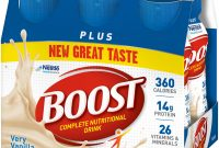 Free Zed Card Template Awesome Boost Plus Ready to Drink Nutritional Drink Very Vanilla 6 8 Fl Oz Bottles