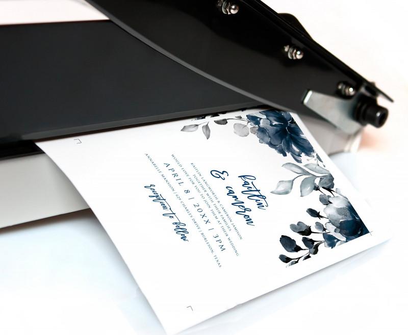 Gardening Business Cards Templates New Secret Garden Watercolor Wedding Invitation Template