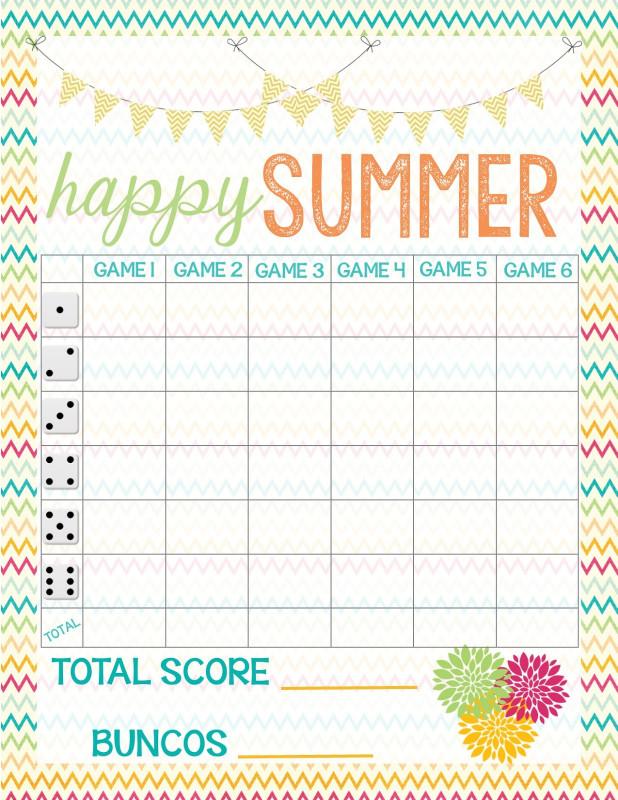 Golf Score Cards Template New Baseball Score Sheet Paper Bunco Score Sheets Template