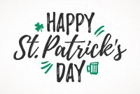 Good Luck Card Template Awesome 6 Free Printable St Patricks Day Cards