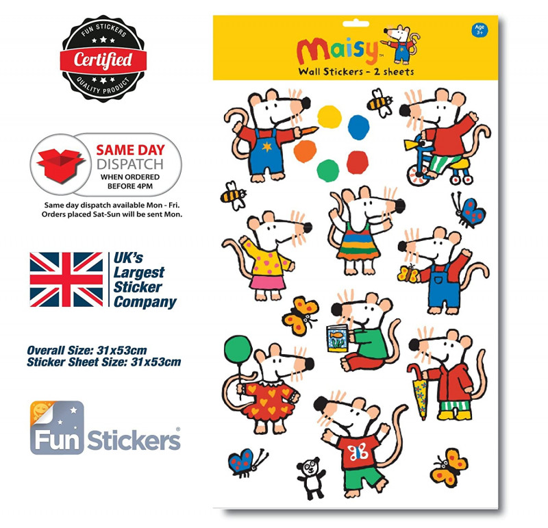 Good Luck Card Templates Unique Maisy Wall Sticker 6001 Wandtattoos Wandbilder