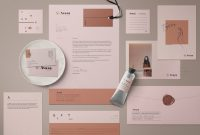 Hair Salon Business Card Template Awesome Brand Stationery Pack • Avara¤ Creative Illustrator