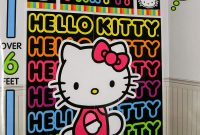 Hello Kitty Birthday Card Template Free Awesome New Hello Kitty Wall Poster Decoration Kit Scene Setter
