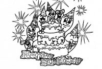 Hello Kitty Birthday Card Template Free New Coloring Birthday Cards Slavyanka