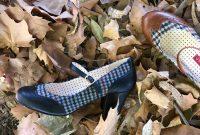 High Heel Template for Cards New Regina Plaid B A I T Footwear