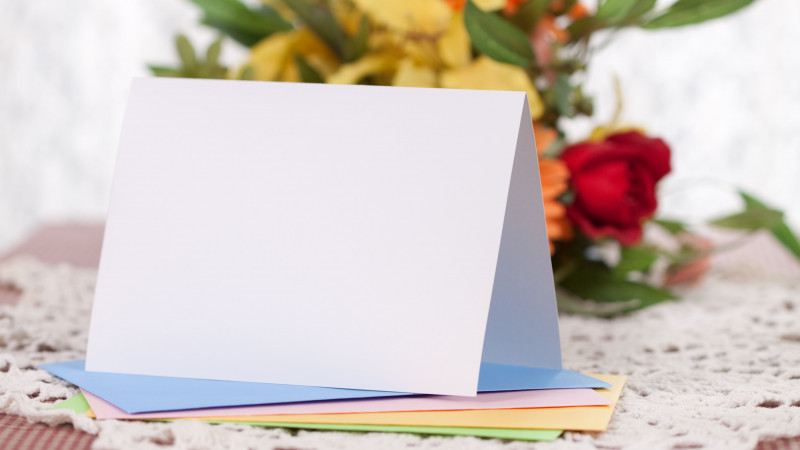 Imprintable Place Cards Template Unique How To Make A Folding Card