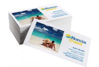 Landscaping Business Card Template New Same Day Business Cards 3 1 2 X 2 Matte Gloss White Box Of 50 Item 746243