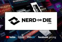 Loyalty Card Design Template Unique Nerd or Die Twitch Overlay Templates Alerts for Live