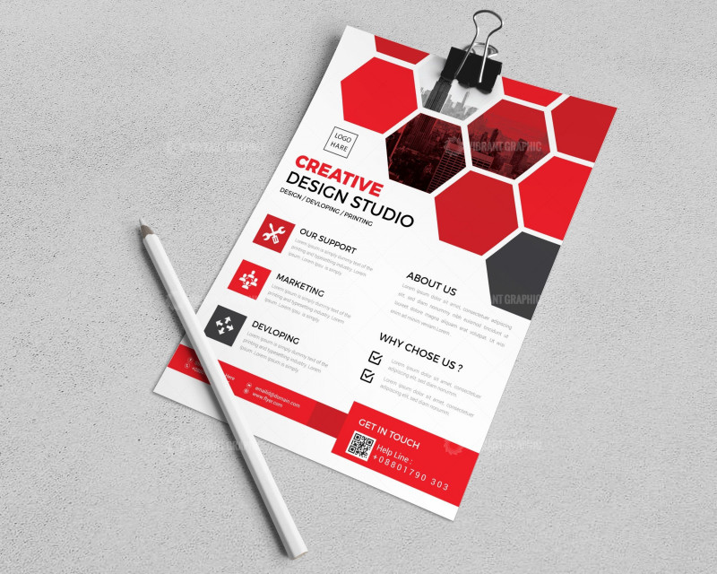Media Id Card Templates Awesome Pin On Flyer Templates