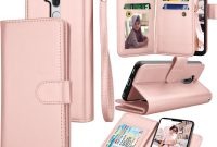 Medical Alert Wallet Card Template Awesome Lg G7 Thinq Case Lg G7 Thinq Wallet Case Lg G7 2018 Pu Leather Case Tekcoo Luxury Id Cash Credit Card Slots Holder Carrying Rose Gold Folio Flip
