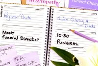 Memorial Card Template Word New How to Plan A Funeral or Memorial Service