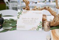 Michaels Place Card Template Unique Wedding Postponement Postcard Template with Text Message