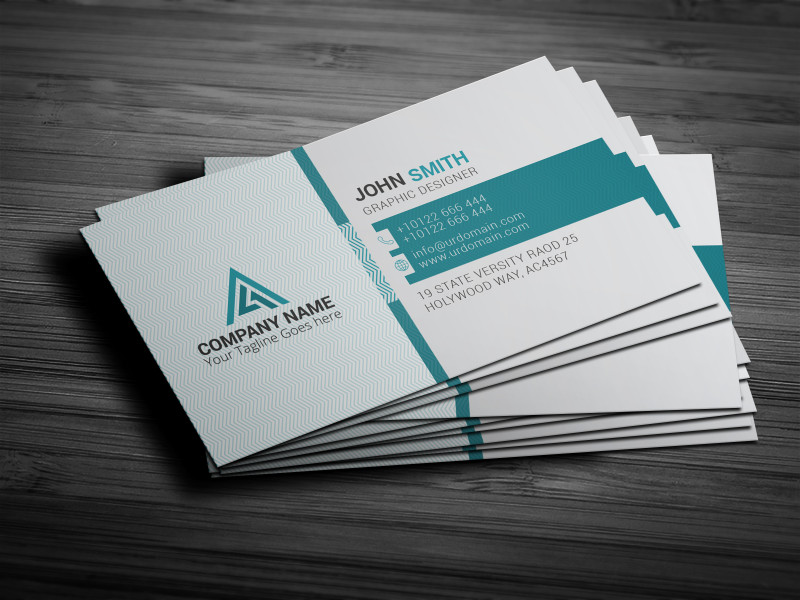 Microsoft Templates For Business Cards New 150 Free Business Card Psd Templates