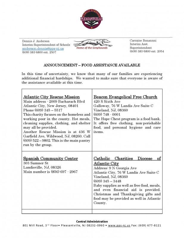 Middle School Report Card Template Unique Pleasantville Public Schools