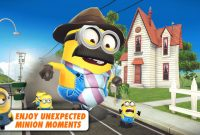 Minion Card Template Unique Despicable Me Minion Rush Review iPhone Ipad Game