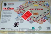 Monopoly Chance Cards Template Awesome World Of Monopoly Com