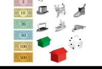Monopoly Chance Cards Template Unique Monopoly Clip Art Clipart Monopoly theme Auction themes