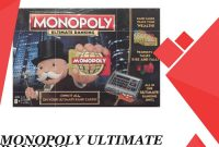 Monopoly Property Card Template Awesome Monopoly Game Ultimate Banking Edition