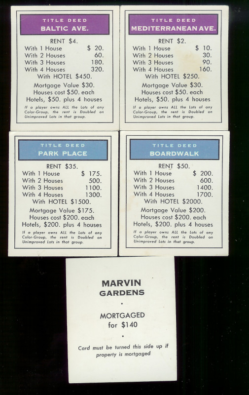 Monopoly Property Card Template New World Of Monopoly Com