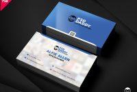 Name Card Design Template Psd Awesome 30 Best Stylish Business Card Templates Designazure Com