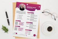 Name Card Template Psd Free Download Awesome Cv Resume 05 Free Resume Templates Psd byourself