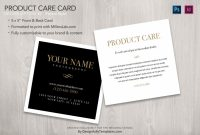 Personal Identification Card Template Awesome Templates for Wedding Photographers Bundle