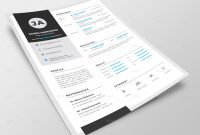 Photoshop Business Card Template with Bleed Awesome 54 Premium Free Psd Cv Resumes to Find A Good Job Free