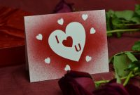 Pixel Heart Pop Up Card Template Awesome Valentine Pop Up Cards to Make Yourself Vallentine Gift Card