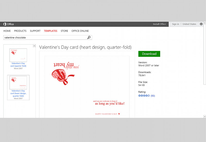 Playing Card Template Word New Free Valentines Day Templates For Ms Office