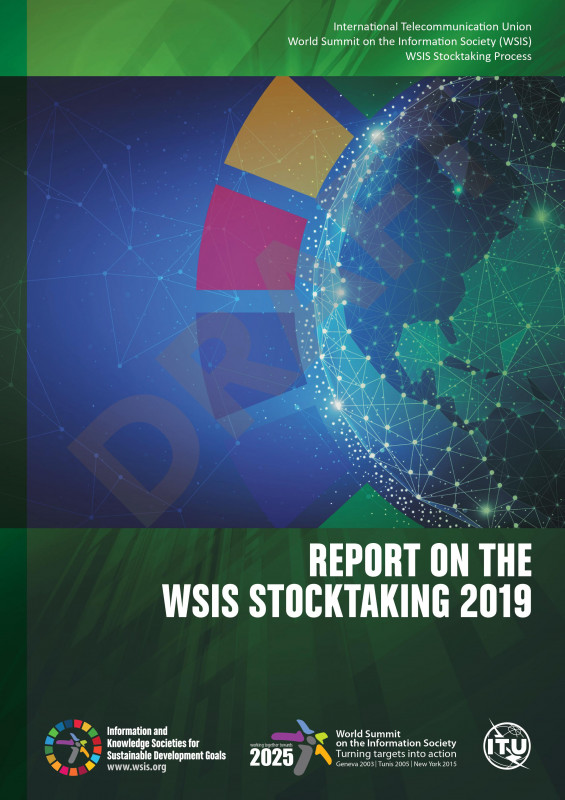 Pledge Card Template for Church New Report On the Wsis Stocktaking Edition 2019