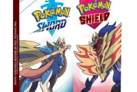 Pokemon Trainer Card Template Unique Pokamon Sword Pokamon Shield the Official Galar Region