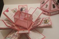 Pop Up Card Box Template Awesome Made by Diane Barnard I Made This Carousel Exploding Box