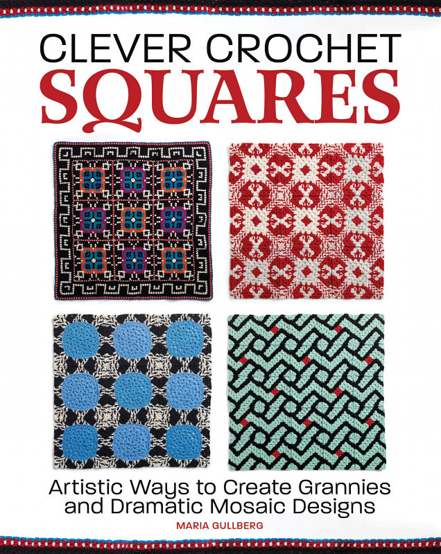 Pop Up Card Templates Free Printable Unique Amazon Com Clever Crochet Squares Artistic Ways To Create