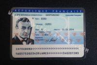 Portrait Id Card Template Unique National Id Card Template Psd Cards Design Templates