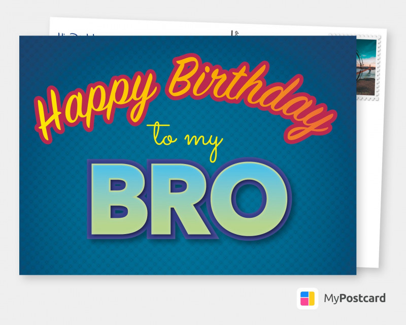 Post Cards Template Awesome Create Your Own Birthday Cards Free Printable Templates