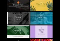 Powerpoint Thank You Card Template Unique 15 Fun and Colorful Free Powerpoint Templates Present Better