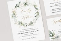 Printable Escort Cards Template New Wedding Invitation Template Printable Wedding Invite Editable Wedding Invitation Greenery Wedding Invitation Printable Edit with Templett