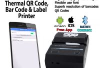 Qr Code Business Card Template Awesome Office Automation