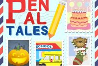 Recollections Cards and Envelopes Templates New Pen Pal Tales Penpal Pals Tales
