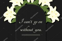 Remembrance Cards Template Free Awesome Aˆ Funeral Cards Templates Royalty Free Funeral Frame