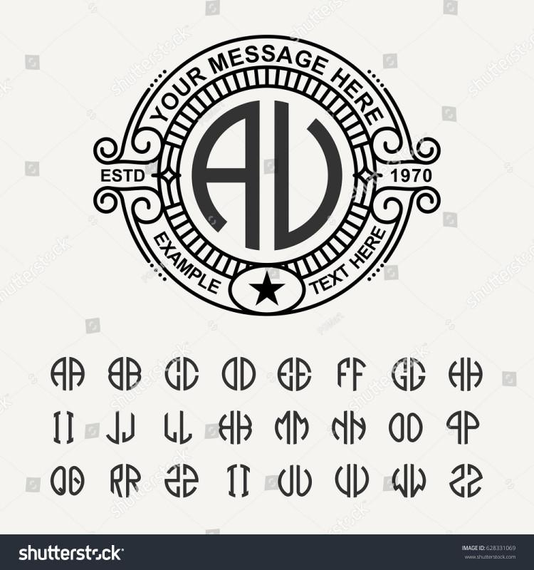Sample Of Id Card Template Awesome Modernes Emblem Abzeichen Vorlage Luxuria¶se Elegante