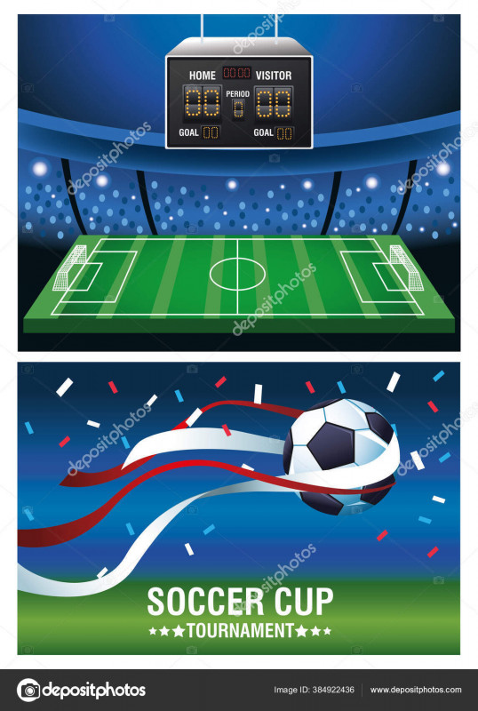 Soccer Report Card Template Awesome Aˆ Football Camp Flyer Template Stock Vectors Royalty Free