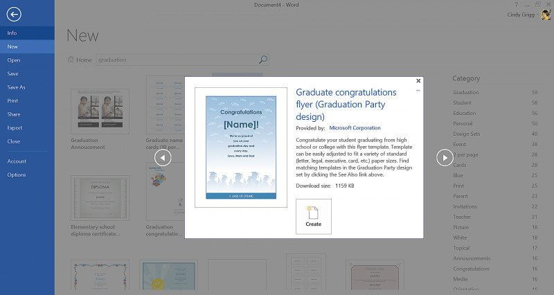 Social Security Card Template Download Awesome Get Microsofts Best Graduation Templates
