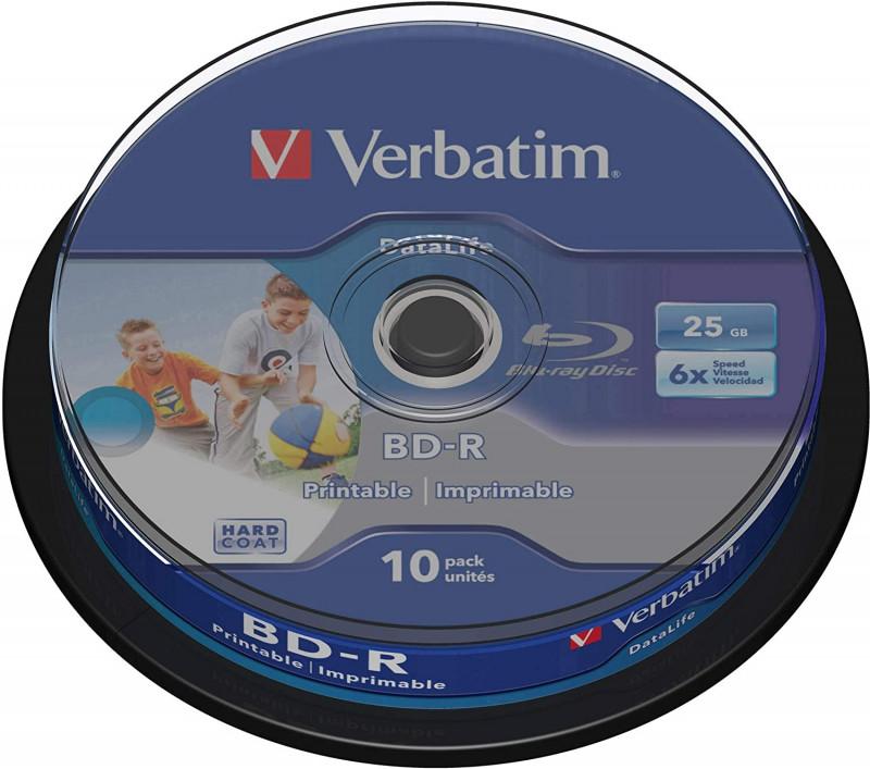 Social Security Card Template Pdf New Verbatim Bd R Sl Datalife Blu Ray Disk 25 Gb 6 Fache Brenngeschwindigkeit Kratzschutz 10 Sta¼ck Spindel
