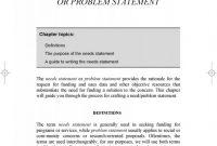 Social Security Card Template Pdf Unique 50 Printable Problem Statement Templates Ms Word A…