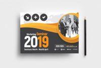 Social Security Card Template Psd Awesome Marketing Seminar Flyer Template Psd Ai Vector Brandpacks