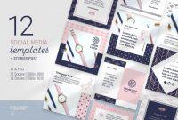 Social Security Card Template Psd New Elements social Media Templates Psd Ai Vector Brandpacks