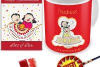 Superhero Birthday Card Template New Indigifts Rakhi Gifts for Brother Pyara Bhaiya with Roli