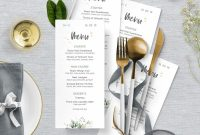 Table Place Card Template Free Download New Pin On David